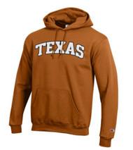 Texas Longhorn Fleece Applique Arch TEXAS Hoodie (CS2071475-950) BO