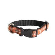 Texas Longhorn Dog Collar (4 Sizes) (TEXASS5000C)