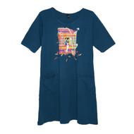 Sabaku Little Serape Dress (402BFODRS)