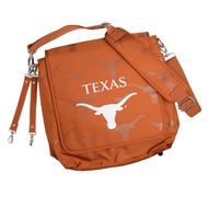Texas Longhorn Messenger Backpack (LMSC-TX-01)