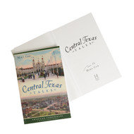Central Texas Tales-Book (Signed by the Author)(9781609497392)