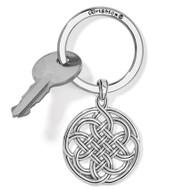 Brighton Interlok Medallion Key Fob (E18281)