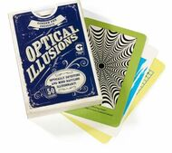 Optical Illusions Card  Game (029 GF)