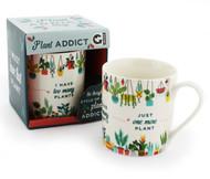 Plant Addict Mug (079 GF)