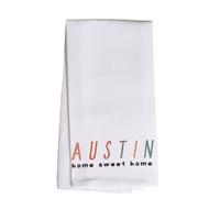 Thin Line Home Sweet Home Austin Tea Towel (LB STE0105TT)