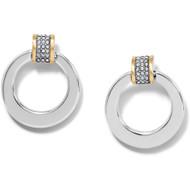 Brighton Tempo Ring Post Drop Earrings (JA7713)