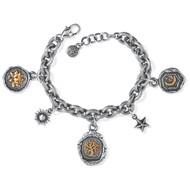 Bracelet Ferrara Virtue Charm Bracelet (JF8862)