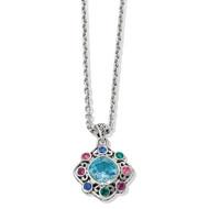 Brighton Elora Gems palette Necklace (JM4743)
