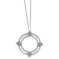 Brighton Illumina Diamond Ring Necklace (JM4811)