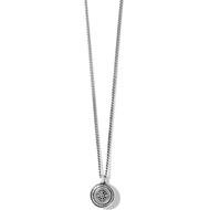 Brighton Ferrara Petite Disc Necklace (JM4960)