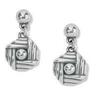 Brighton Sonora Knot Post Drop Earrings (JA7790)