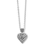 Brighton Sonora Heart Necklace (JM4760)