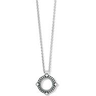 Brighton Pretty Tough Open Ring Necklace (JM4850)