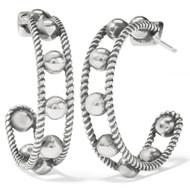Brighton Sonora Hoop Earrings (JA7780)