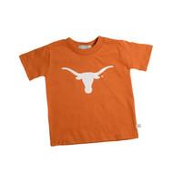 Texas Longhorn Toddler Single Logo Tee (341-TXO-LOGO)