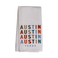 Shadow Austin Tea Towel (LB STE0192TT) SUE PATRICK EXCLUSIVE