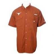 Texas Longhorn Columbia Bonehead Shirt (2 Colors)
