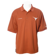 Texas Longhorn Columbia Perfect Cast Polo (2 Colors)