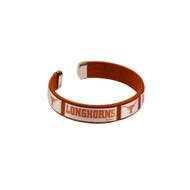 Texas Longhorn Spirit Cuff Wrist Band