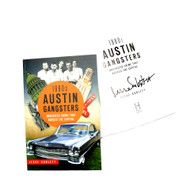 The Story of the Organized Crime that Rocked Austin in the 1960s-Signed by the Author!