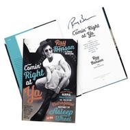 Ray Benson-Coming Right at Ya-Book (Signed By Ray Benson)