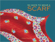 Illustrations for 50 Ways to Wear a Scarf!