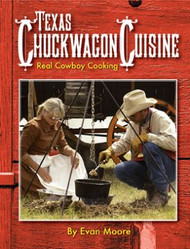 Texas Chuck Wagon Cusine-Mini Cookbook