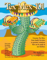 Tex-Mex 101-Mini Cookbook