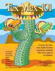 Tex-Mex 101-Mini Cookbook