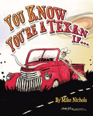 You know You're a Texan If....-Mini Book