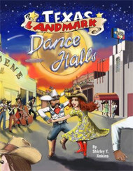 Texas Best Dance Halls-Mini Book