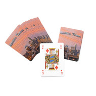 Austin Texas Playing Cards