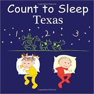 Count to Sleep Texas-Board Book