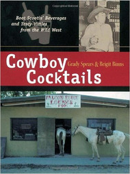 Cowboy Cocktails-Book