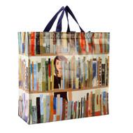 Blue Q Book Bag Shopper (QA814)