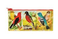 Blue Q Bird Pencil Case (QA712)