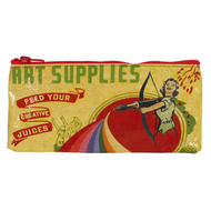 Blue Q Art Supplies Pencil Case (QA733)