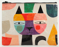 Blue Q Mister Cat Zipper Pouch (QA241)