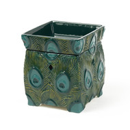 Tyler Candle Exotic Peacock Warmer