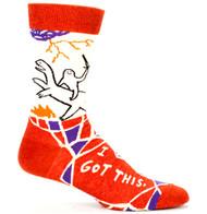 Blue Q I Got This Socks (SW804)