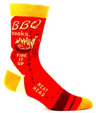 Blue Q BBQ Socks (SW816)