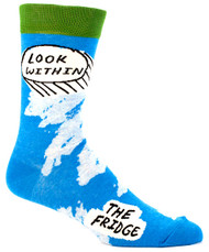 Blue Q Look Within...the Fridge Socks (SW823)