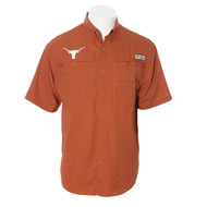 Texas Longhorn Tamiami Shirt (3 Colors) #1 Best Selling Men's Game Day Shirt (UT160110010)