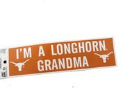 Longhorn Grandma Sticker