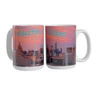 Picture Perfect Austin Skyline Mug (4070SUB)