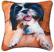 MWW Shihtzu Baby Pillow SLSBSZ