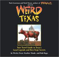 Weird Texas-Book