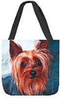 MWW Yorkie Style Tote SOYRKS