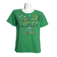 Sabaku Cactus Meadow Short Sleeve Tee (355MEASSBT)