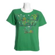 Sabaku Cactus Meadow Short Sleeve Tee (355MEASSBT)